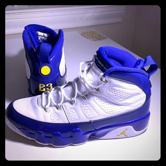 wholesale dealer 14abc dd022 Air Jordan 9 Kobe Bryant PE